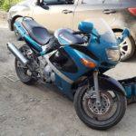 замка зажигания Kawasaki ZDR400