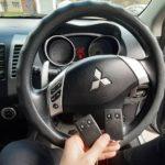 Митсубиси Аутлендер чип и смарт в штатную систему автомобиля