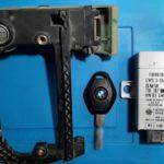 BMW E39 потерял единственный чип ключ
