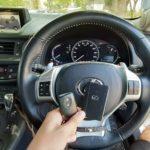 Lexus CT200H дополнительная смарт карта
