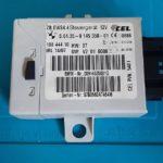 BMW X3 установлен блок EWS 4.4 - дополнительный чип в систему
