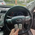 Toyota Camry смарт ключ для такого автомобиля очень редкий