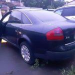 Audi A6 C5 разрядился аккумулятор и сломался толкатель дверного замка