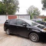 Toyota Wish - Открываем любые замки без повреждений