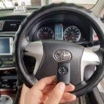 Toyota Premio восстановление чип ключа