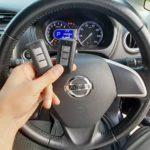 Nissan Dayz изготовление дополнительного смарт ключа