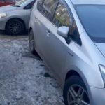 Toyota Prius Alpha забыл ключи в машине - открыть за 1 минуту