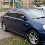 Разблокировка двери на автомобиле Toyota Allion
