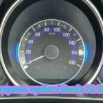 Honda Fit скрутить пробег