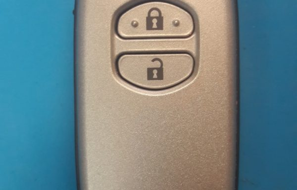 Ключ для Toyota Land Cruiser 200 2007-2008