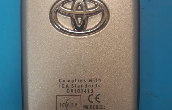 Ключ для Toyota Land Cruiser 200 2008-2015