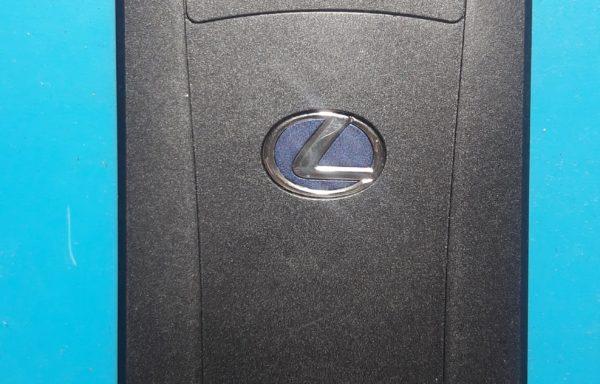 Ключ карта для Lexus CT200H с 2010, LS600 2008-2013, RX с 2009