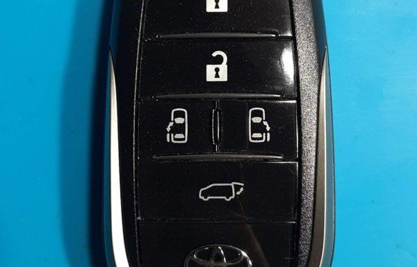 Ключ для Toyota Alphard 2015