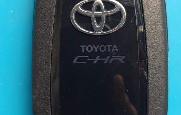 Ключ для Toyota C-HR с 10.2016 года