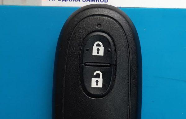 Ключ для Suzuki Wagon R 2012