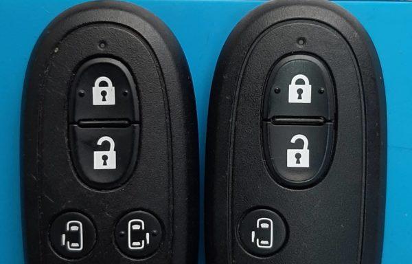 Ключ для Suzuki Spacia 2013