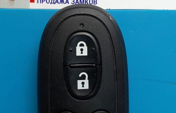 Ключ для Mitsibishi Delica D2 2015