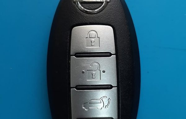 Ключ для Nissan Murano 2007
