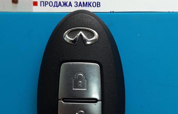 Ключ для Infiniti FX35 FX45 2004-2009, 315Mhz