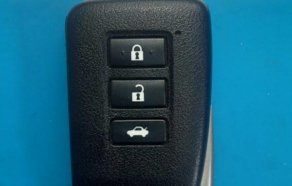 Ключ для Lexus IS с 2015 года