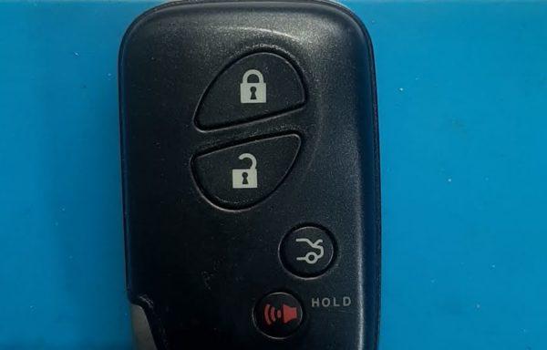 Ключ для Lexus ES 2006-2008, GS 2006-2008, IS 2005-2008, LS 2006-2008