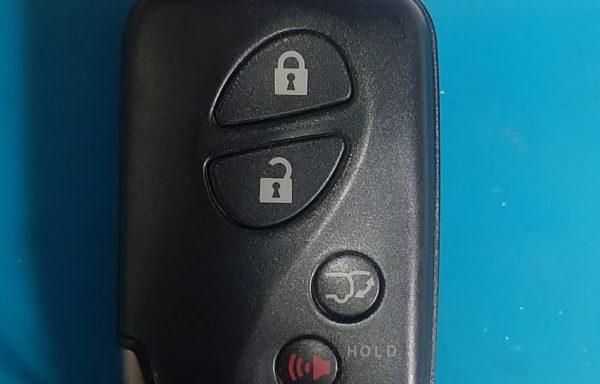 Ключ для Lexus RX с 2009 года, GX460 с 2009 года