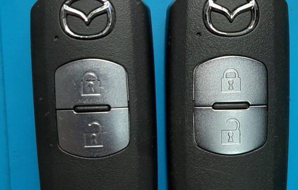 Ключ для Mazda Axela 2013, CX3 2015, CX5 2012