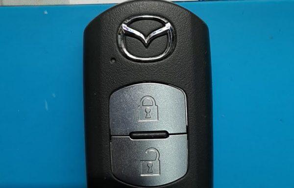 Ключ для Mazda Axela 2013, Atenza 2012, Roadster 2015
