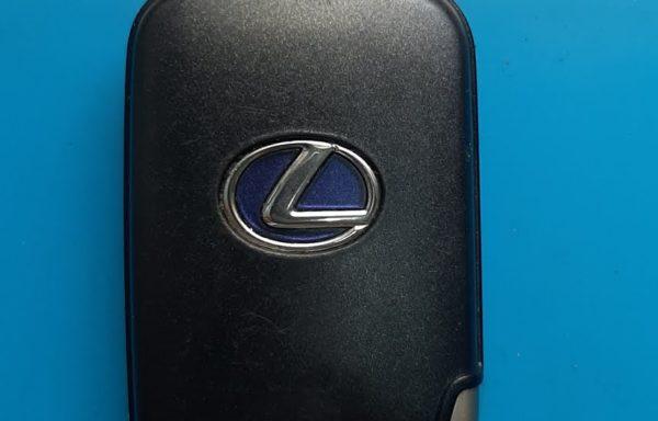 Ключ для Lexus GS 2008-, IS 2008-, LS 2008-, ES 2008