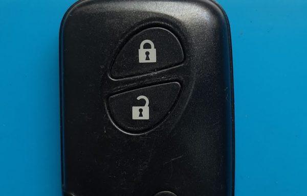Ключ для Lexus GS 2005-, IS 2005-,LS 2006-, ES 2006