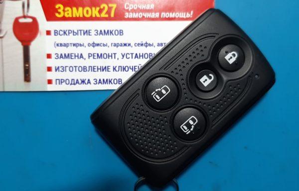 Ключ Daihatsu Tanto 2013-, Wake 2014-, Copen 2014