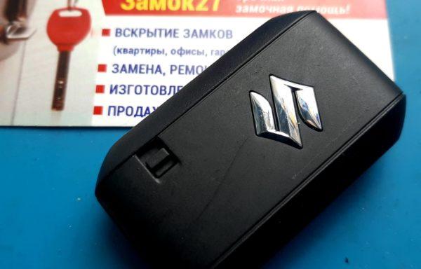 Ключ для Suzuki Swift 2016, Wagon R 2017