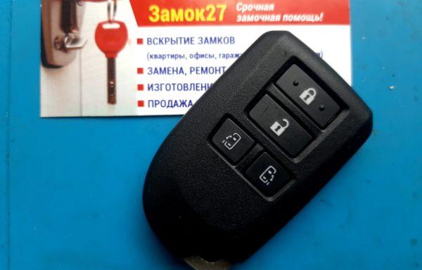 Ключ для Toyota Hiace, Regiusage 2013, BF2ER