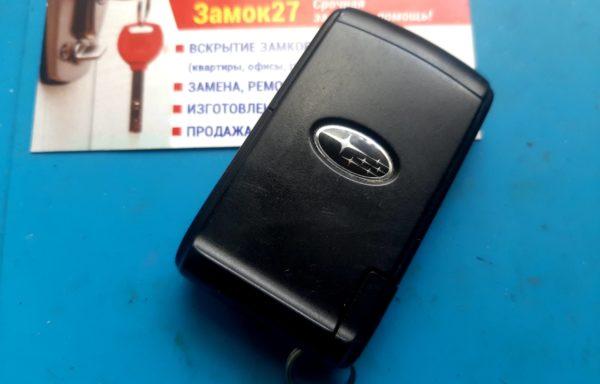 Ключ для  Subaru Stella 2011-2014 CA1EL