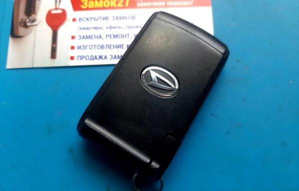Ключ Daihatsu Move 2010-2014 CA1EL