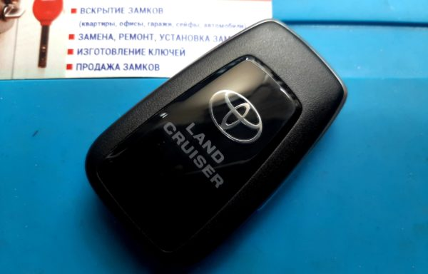 Ключ для Toyota Land Cruiser Prado 2019, 14FCC