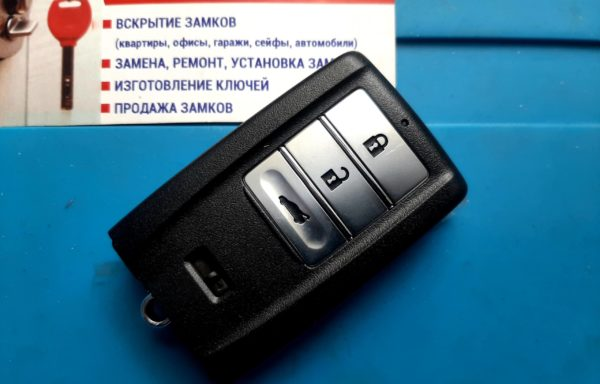 Ключ для Honda CR-V 2016- , Pilot 2016- , Accord 2019- , Civic 2016