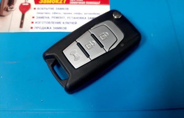 Ключ для SsangYong Actyon 2013-2015, Actyon Sports 2014-, 4D60x80